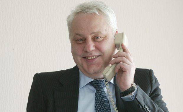 Глава Национальной комиссии по регулированию энергетики Сергей Титенко