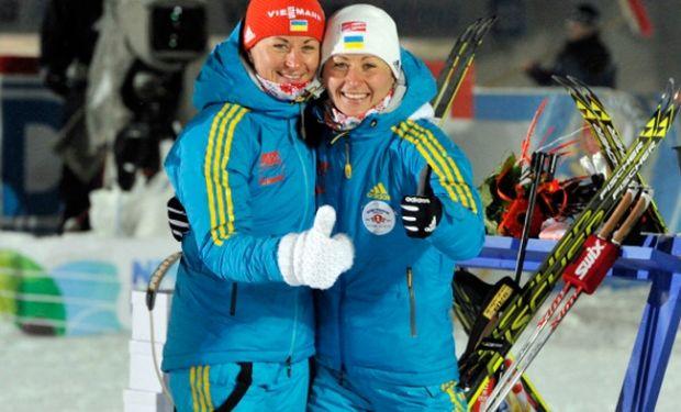 Валентина и Вита Семеренко представят сборную Украины в эстафете на летнем ЧМ-2018/ sport-xl.org