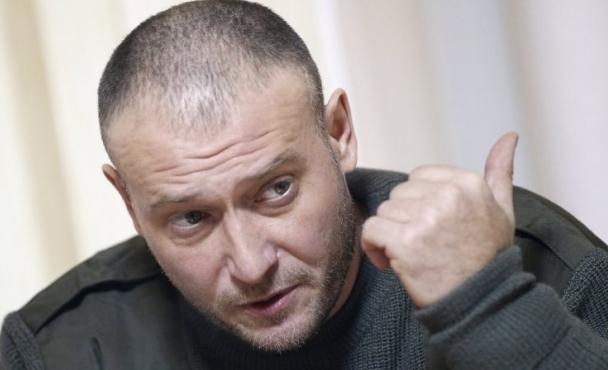 Ярош прогнозирует общенароднуя партизанскуя борьбу против российских оккупантов
