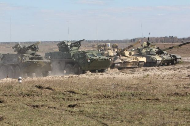 3 military men died and 27 – got injuries for 24 hours in ATO area/Photo: Defense Ministry