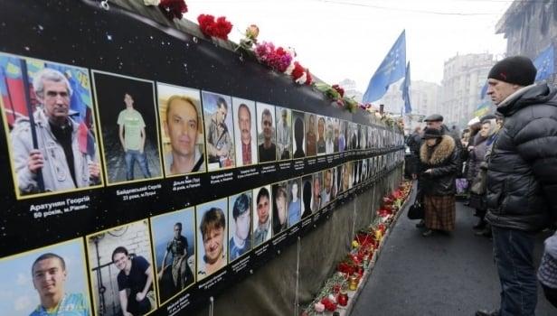 Ван Ромпей обіцяє не забути про жертви в Києві