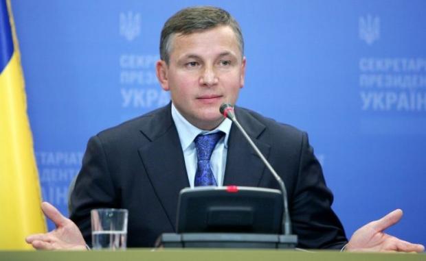 Valeriy Geletey becomes newly-appointed Defense Minister of Ukraine