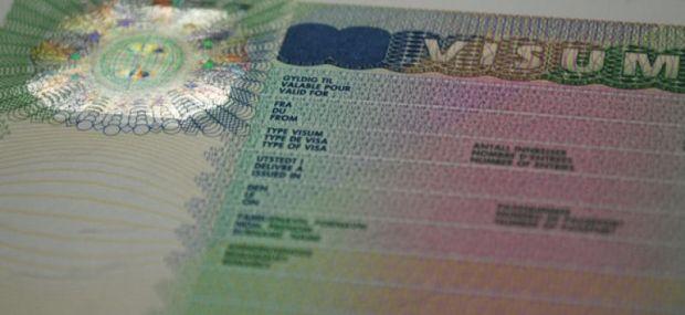 Шенгенская виза / REUTERS