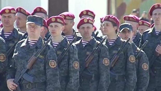 Представники Самооборони пішли у Нацгвардію / ТСН