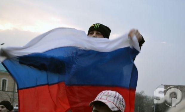В Харькове проходят три митинга одновременно / sq.com.ua