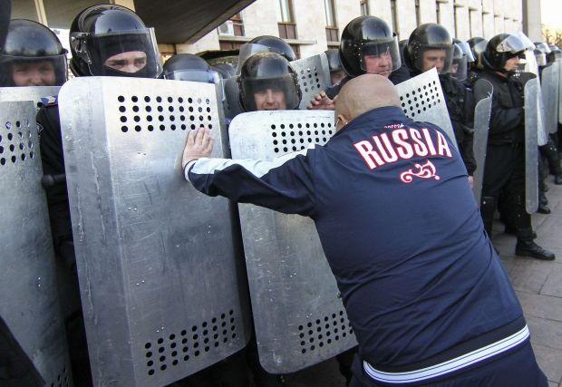 Мы приняли решение о том, чтобы защищаться, защищать Донбасс / REUTERS