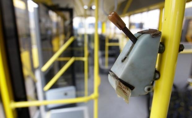 КМДА підписала розпорядження про підвищення тарифів у громадському транспорті / фото УНІАН