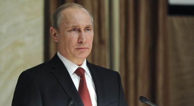 Путин / Reuters