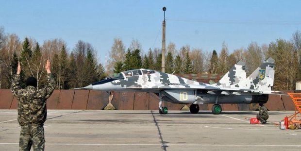 МиГ-29 из Крыма могли использовать против Украины