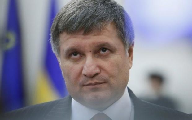 Аваков сообщил о захвате РОВД