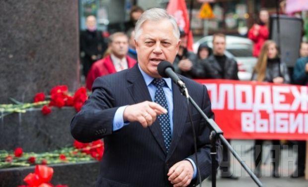 Симоненко от выборов к выборам декларирует «решительную и последовательную борьбу с коррупцией»