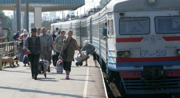 Пригородный сектор пассажироперевозок убыточен / Фото УНИАН