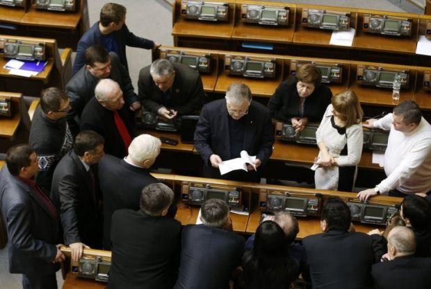 Фракцію КПУ покинули 6 депутатів