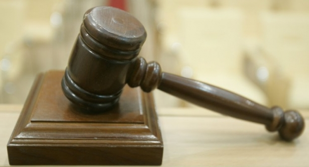 «Депутата» так называемого «народного совета ЛНВ» приговорили к восьми годам заключения / Фото УНИАН
