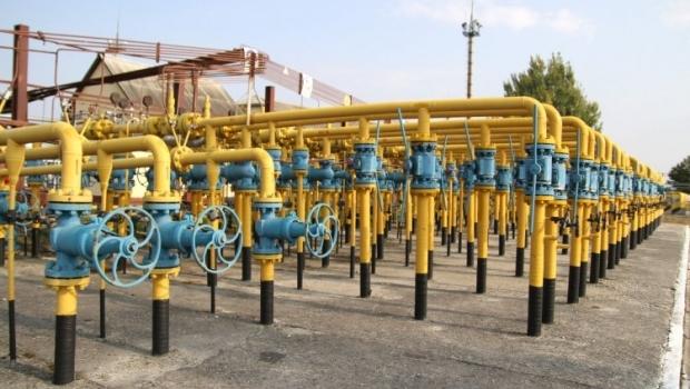Киев пытается ослабить газовый контроль России
