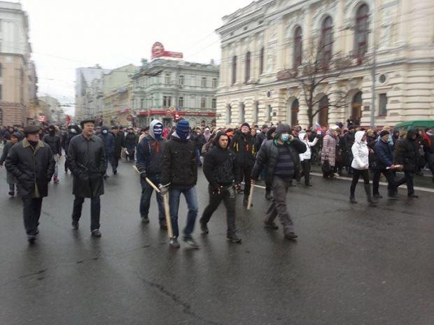 сепаратисти / Slava Mavrichev, Facebook