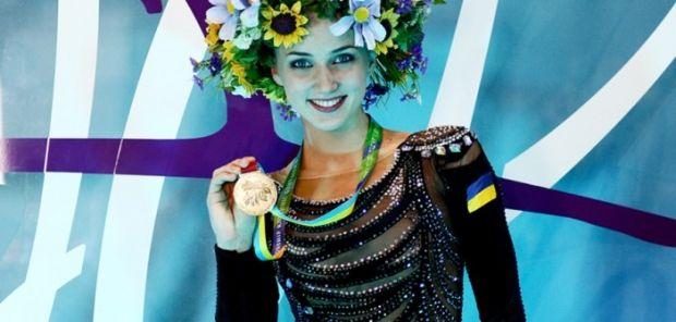"""Ризатдинова завоевала """"золото"""" в Софии / ukraine-rg.com.ua"""