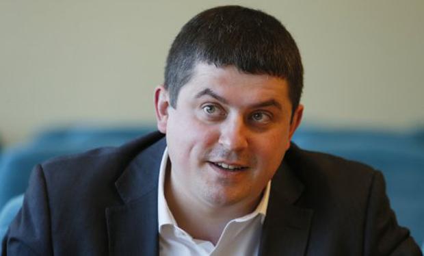 Глава Мининфраструктуры Украины Максим Бурбак / Фото УНИАН