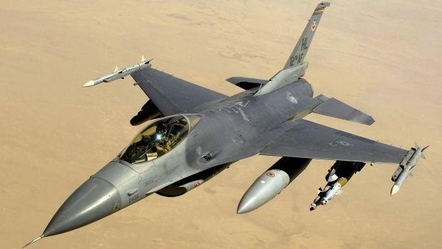 Истребитель F-16 / Wikipedia