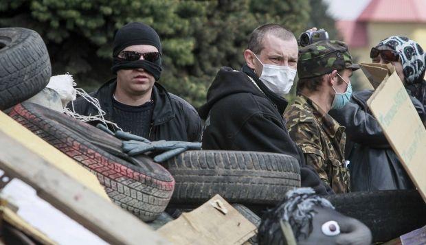Луганск / REUTERS