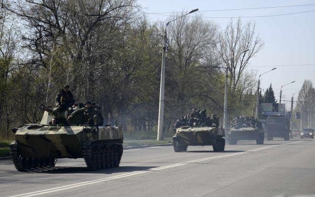Украинская бронетехника не захвачена - Соболев
