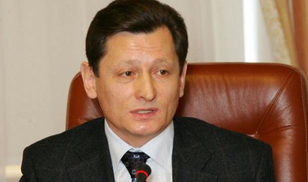 Председатель Независимого профсоюза горняков Украины Михаил Волынец