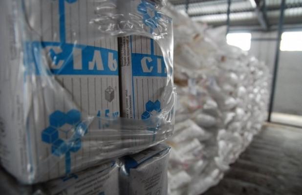 В Украине возник ажиотаж вокруг соли