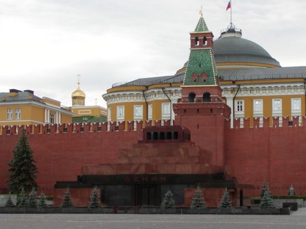 The Mausoleum on Moscow's Red Square / Photo from wikimedia