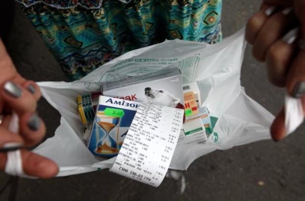 У МОЗ боротимуться з продажем ліків без рецепта / Фото УНІАН
