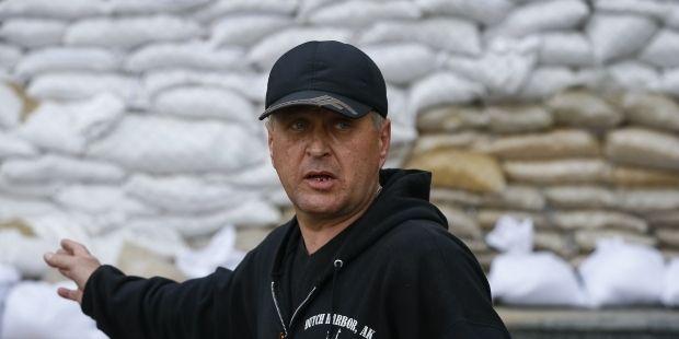 Пономарев обещает похищать и убивать людей / Reuters