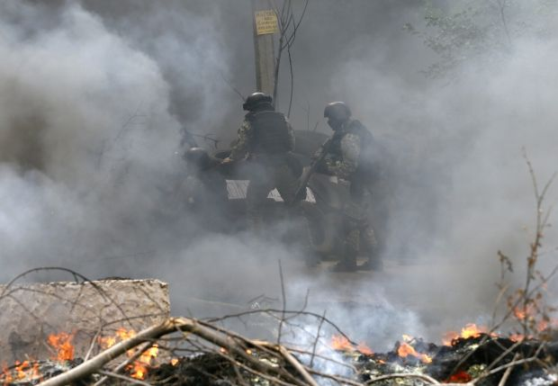 АТО призупинено / REUTERS