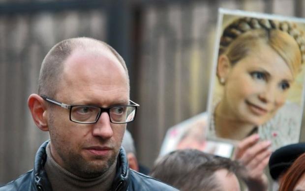 Партийцы будут определяться, с кем идти на парламентскую гонку — с Тимошенко или Яценюком