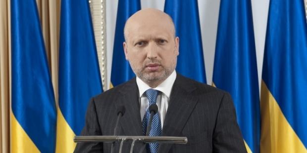 Турчинов заявил о возобновлении АТО