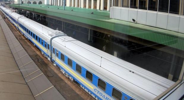График движения поездов скорректирован с учетом перехода на зимнее время / Фото УНИАН