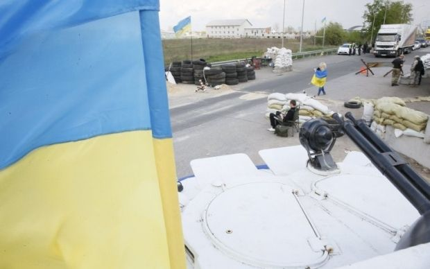Roadblocks mounted around Kyiv to prevent provocations – Turchynov