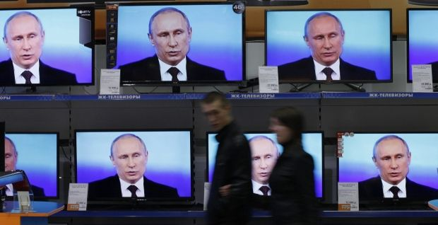 """Names of """"friends of Putin"""" will make you consider very carefully who should be called a fascist. / REUTERS"""