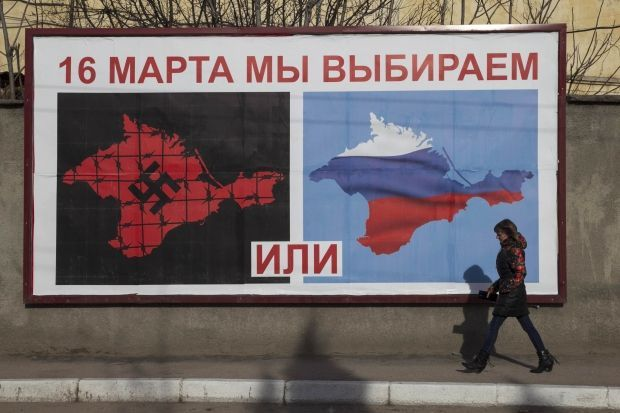 Actions of Putin in Crimea are also not condemned by prominent separatists in Italy, where, by the way, neo-fascism was born / REUTERS