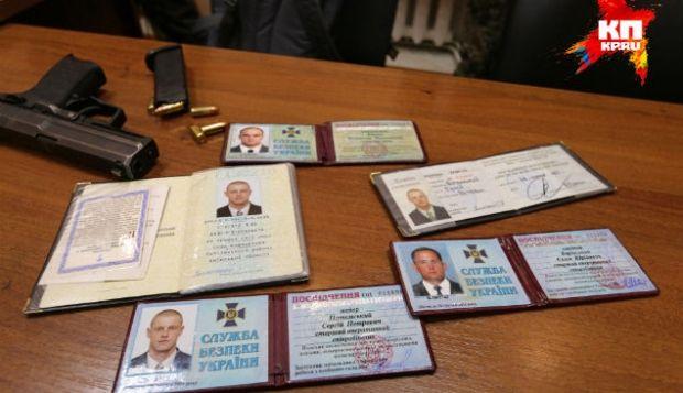 На Донеччині сепаратисти взяли в полон трьох співробітників СБУ - ЗМІ / Комсомольская правда