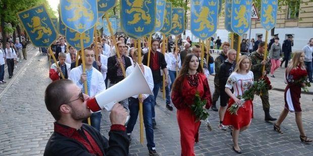 Среди присутствующих были несколько представителей российских СМИ / zik.ua