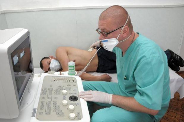 Переселенцы являются группой риска по распространению туберкулеза в Украине