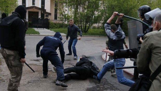 Донецк / REUTERS