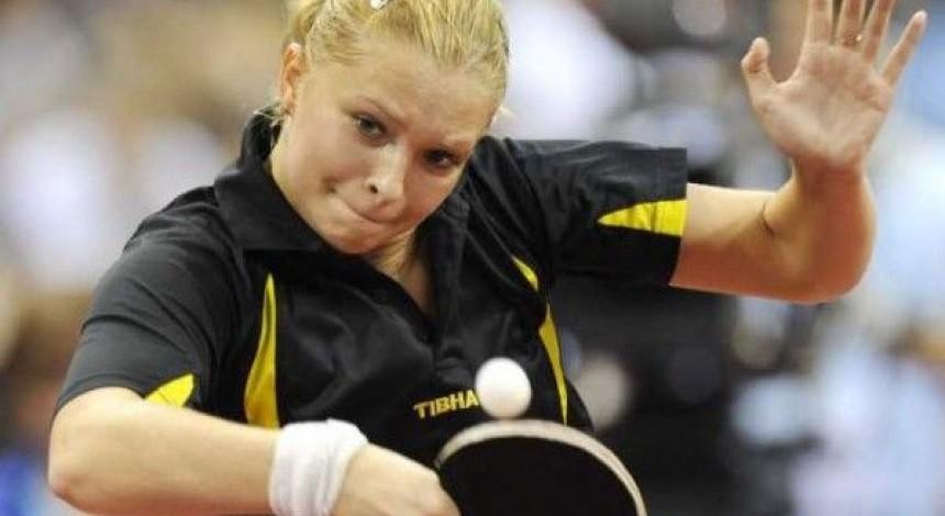 Українка Песоцька завоювала срібло ЧЄ з настільного тенісу