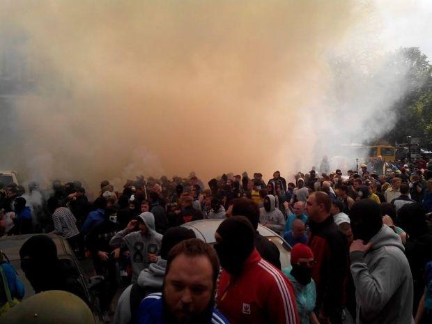 2 травня 2014 року в Одесі в результаті заворушень загинули 48 осіб / фото Віталій Уманець, Facebook