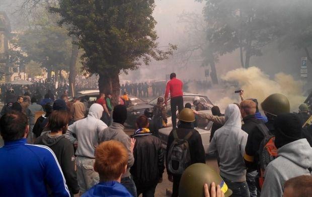Луценко планує за допомогою європейських експертів встановити встановити причини смерті загиблих / Віталій Уманец, facebook.com