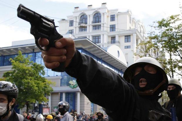 В Одессе прошли массовые беспорядки / REUTERS