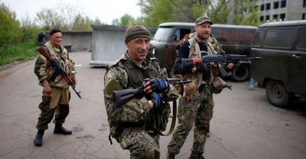 Только в Краматорске действовало четыре разрозненные группировки - активист / REUTERS