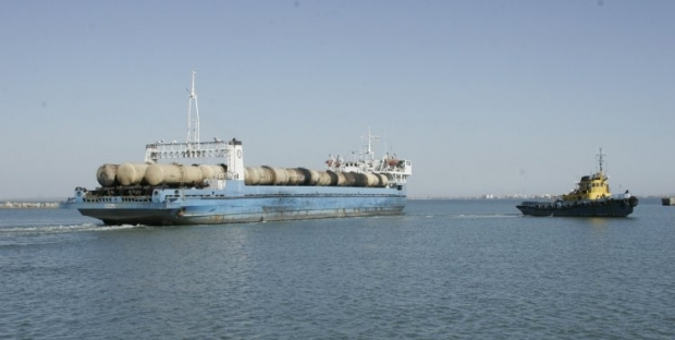 В Крыму замораживают развитие портов / фото УНИАН