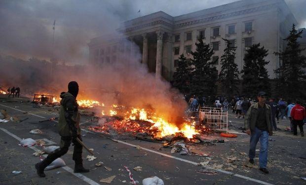 одесса / REUTERS