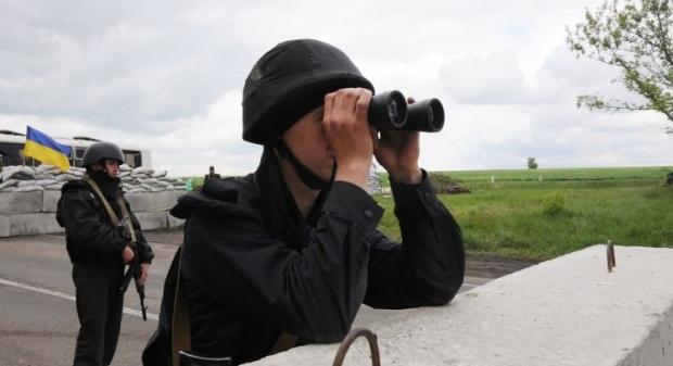 На кордоні виявлено скупчення російських військ / УНІАН