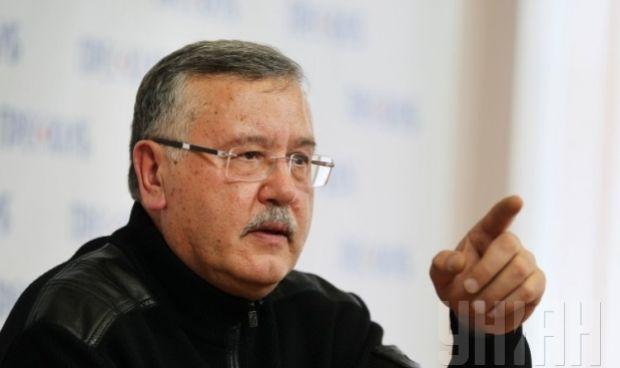 Гриценко вважає, що кредит довіри до Зеленського дуже обмежений у часі / фото УНІАН
